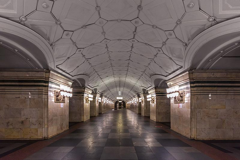 مترو اسپورتیونایا