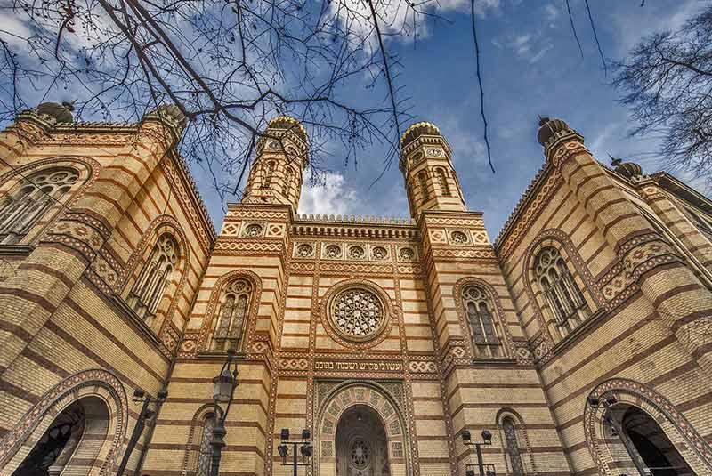 معماری بوداپست