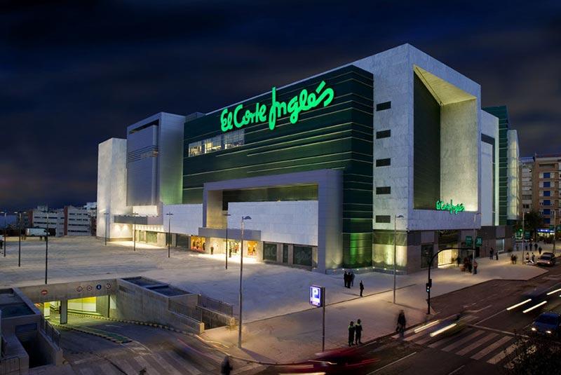 مرکز خرید ال کورته اینگلس