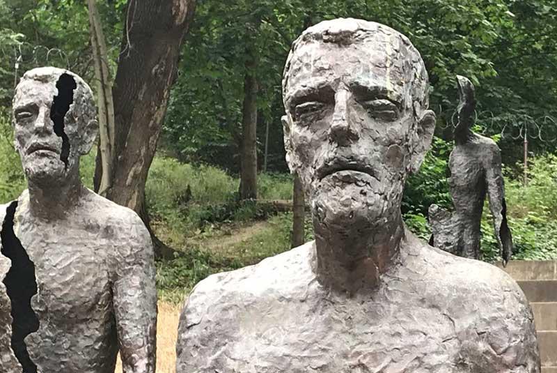 بنای یادبود کمونیست پراگ
