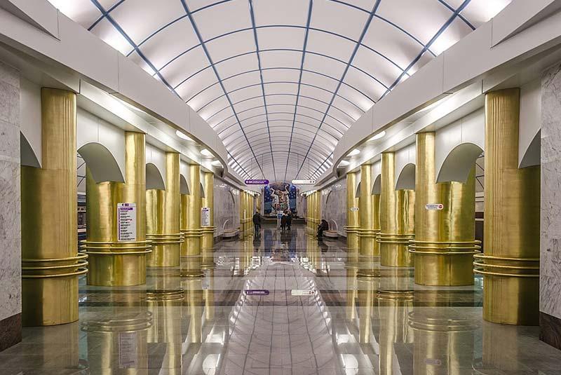 متروی سن پترزبورگ