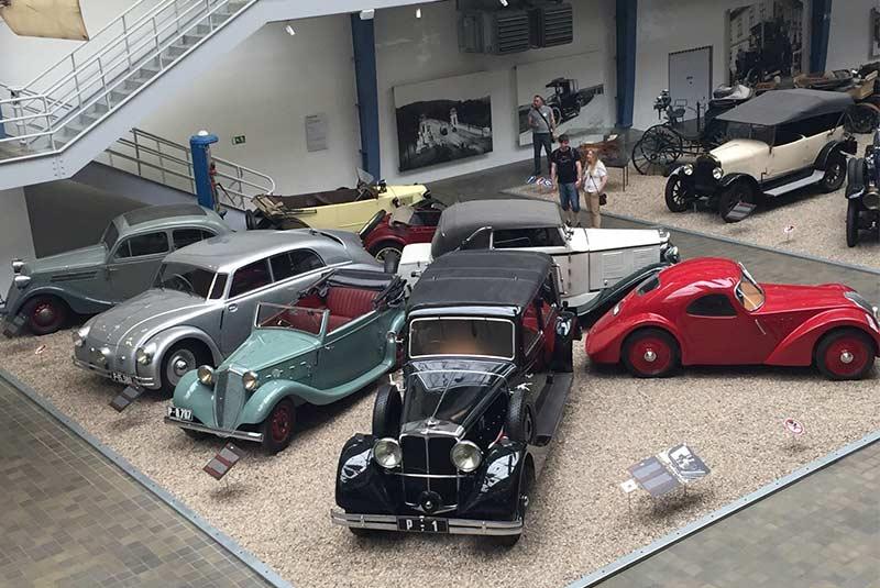 موزه فنی پراگ
