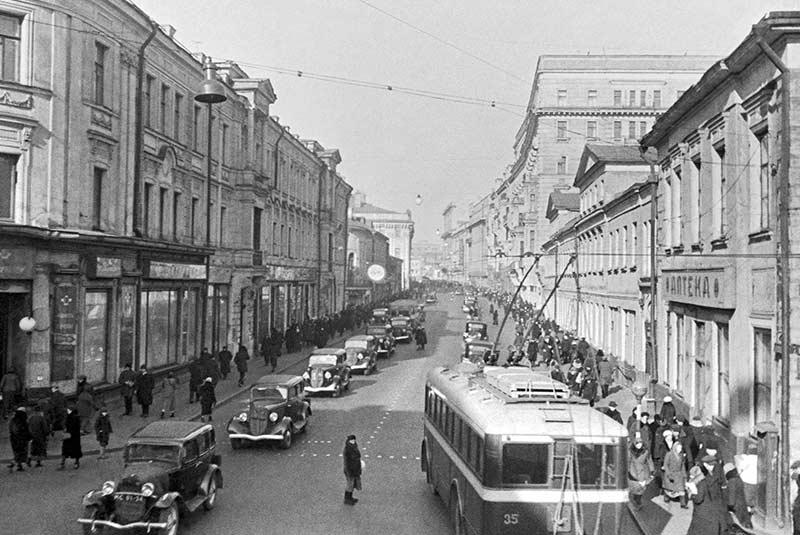خیابان گورکی