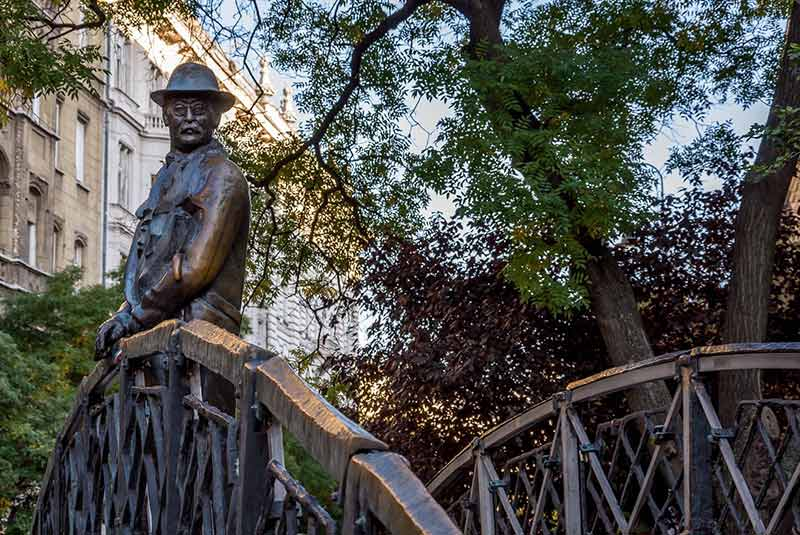 مجسمه های بوداپست