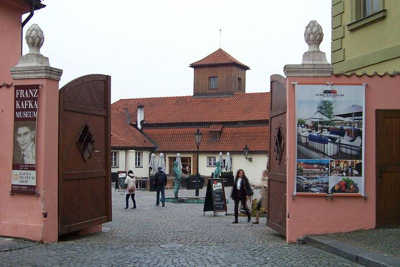 موزه کافکا