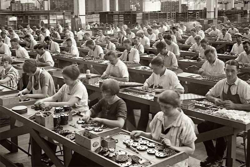 انقلاب صنعتی