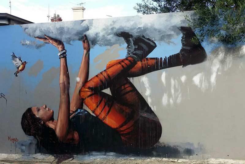 هنر خیابانی سیدنی