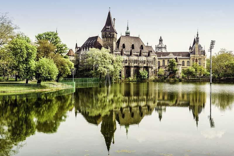 پارک شهر بوداپست