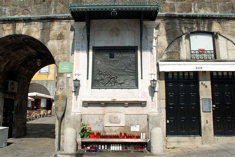 مکان های تاریخی پورتو