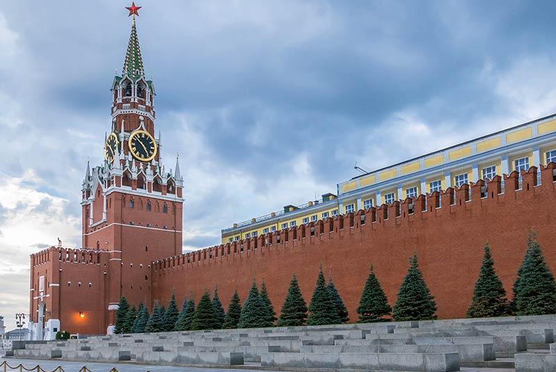 کرملین مسکو
