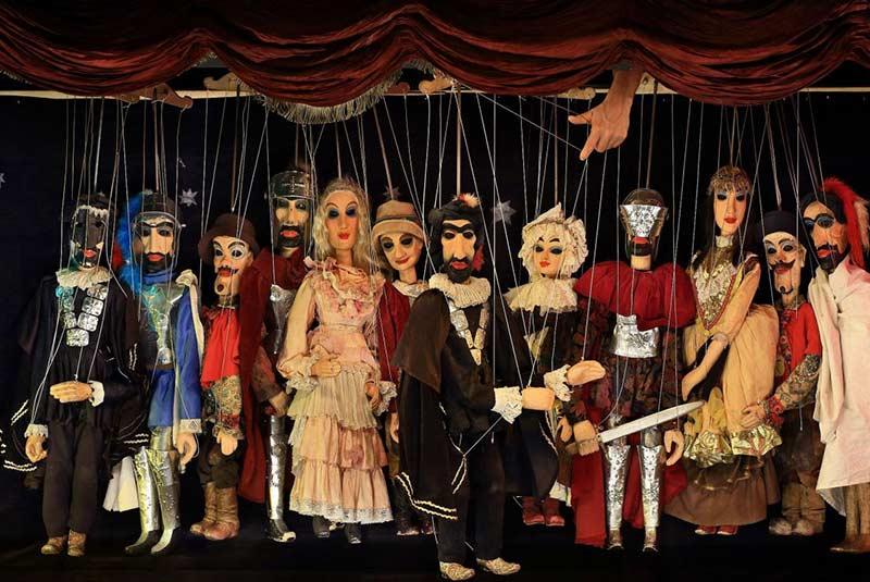 تئاتر پراگ