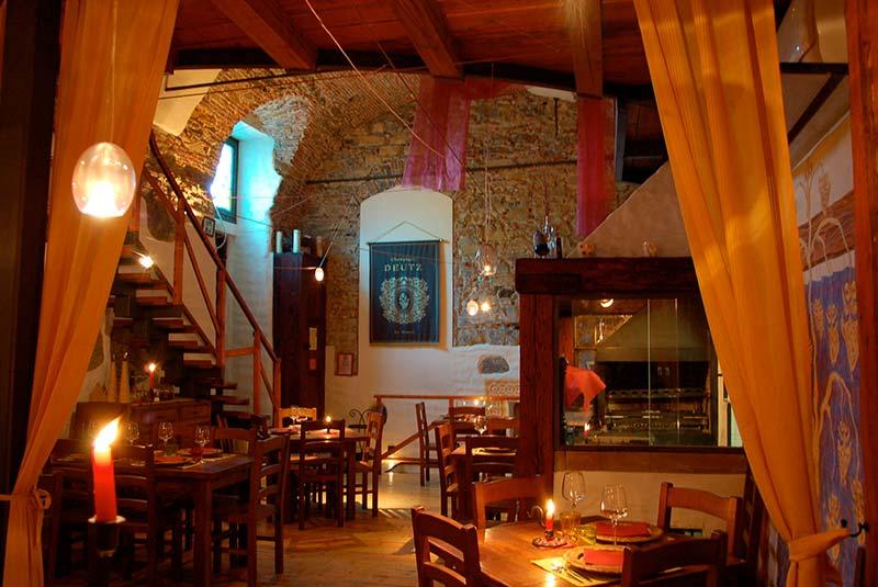رستوران تفلیس جنوا