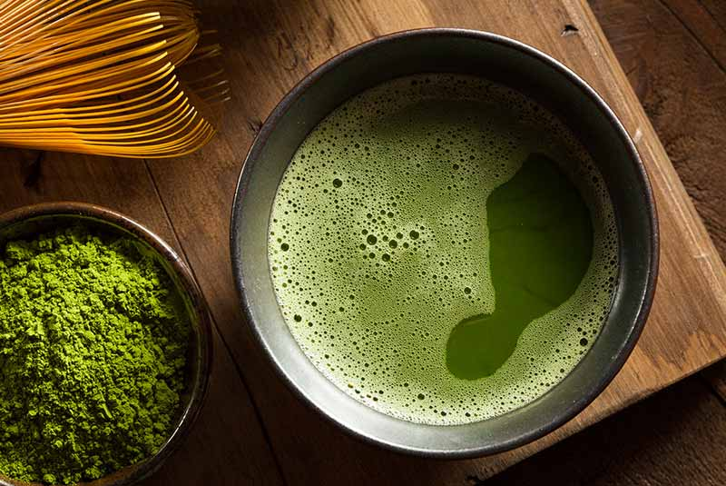 چای سبز ماچا کیوتو