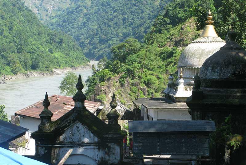 معبد نپال
