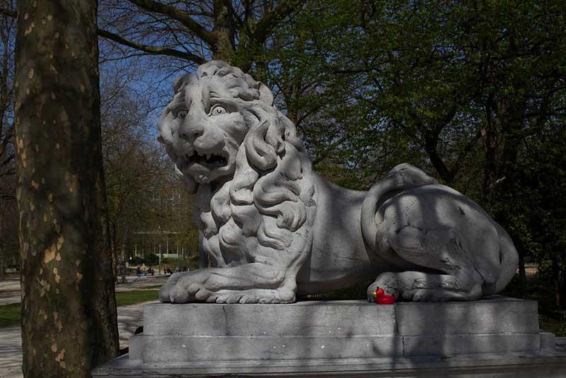مجسمه های بروکسل