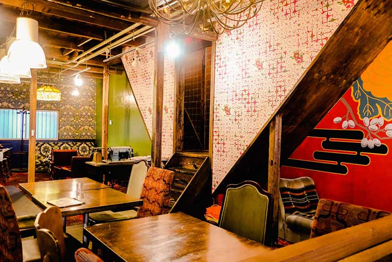 کافه های اوزاکا