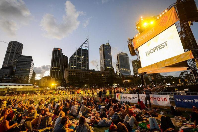 فستیوال تروپ فست استرالیا