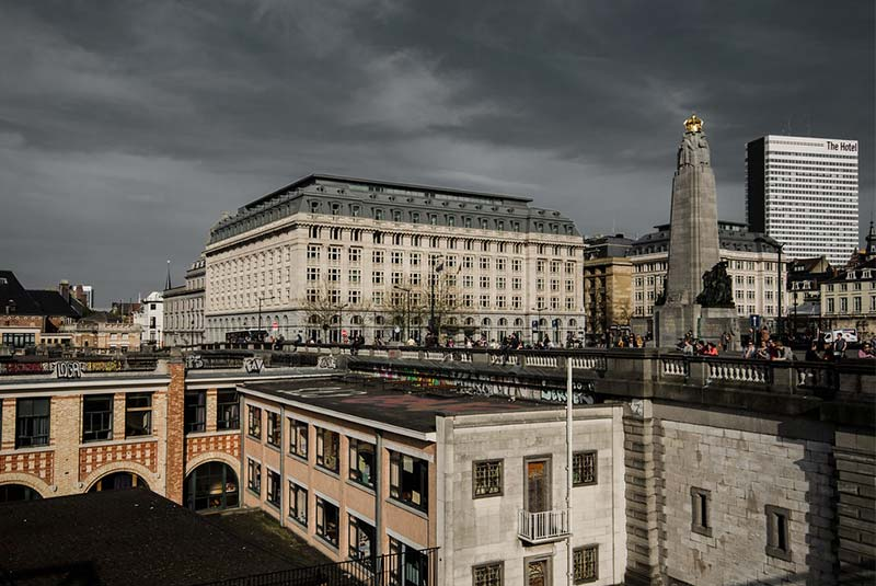 میدان پولارت بروکسل