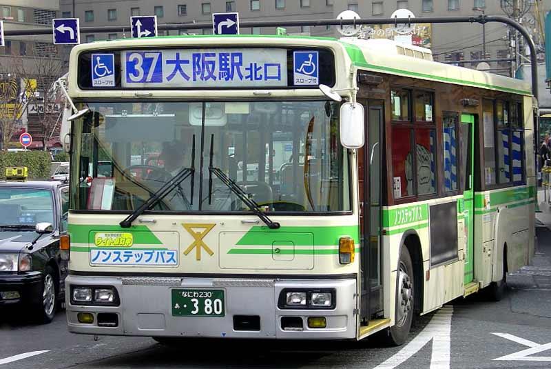اتوبوس کیوتو