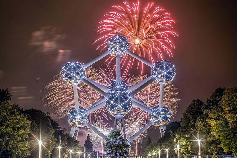 فستیوال های بلژیک
