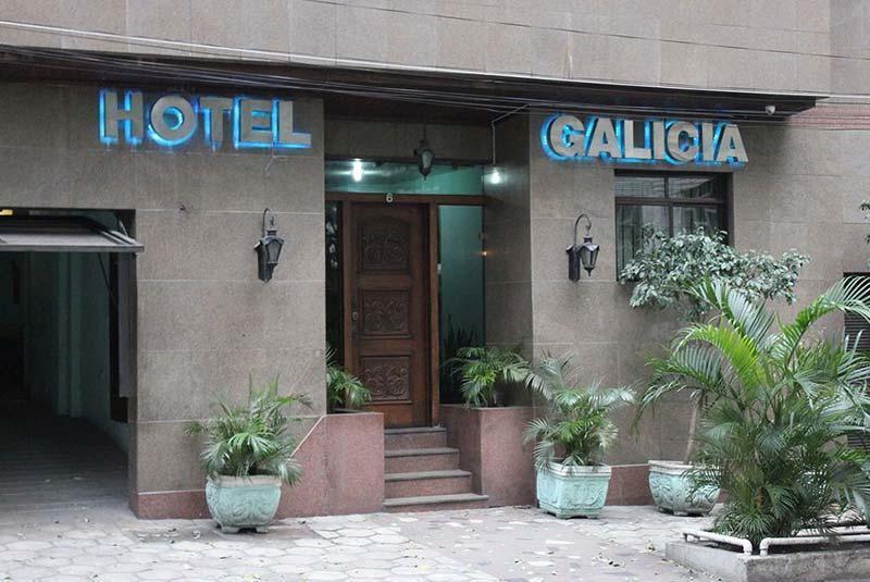 هتل گالیسیا