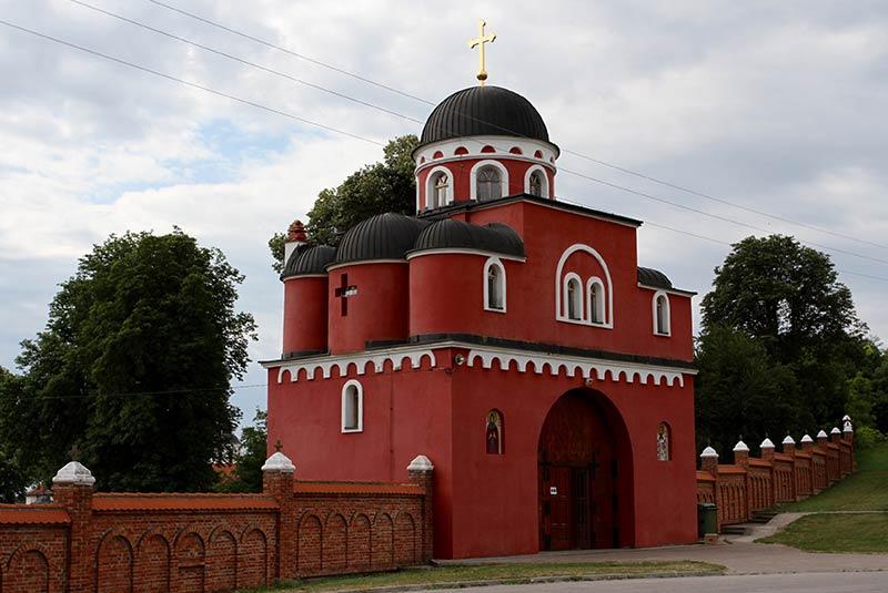 صومعه های صربستان