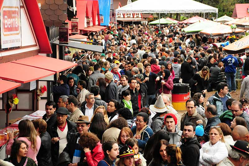 فستیوال های برزیل
