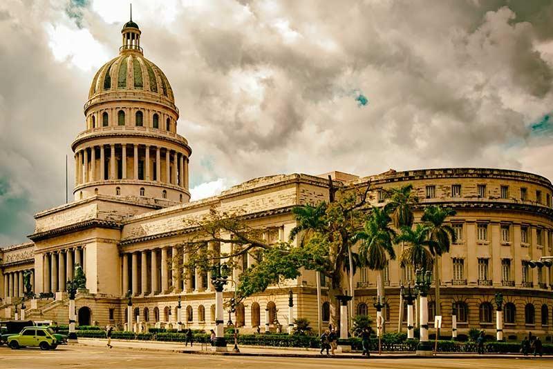 ساختمان های هاوانا