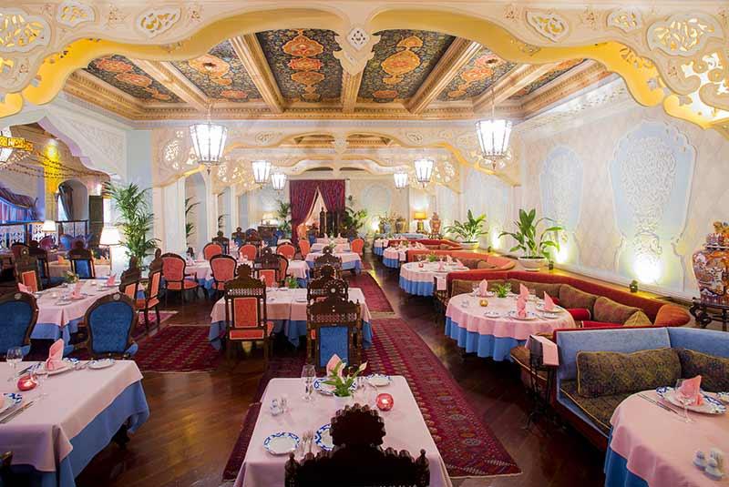 رستوران ازبکستان مسکو