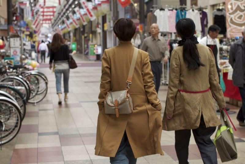 طولانی ترین خیابان اوزاکا