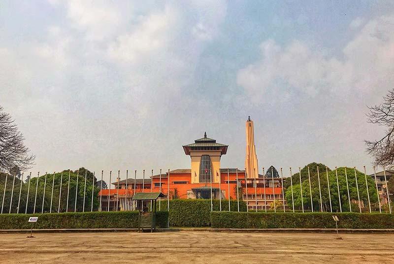 کاخ ناریانهیتی نپال