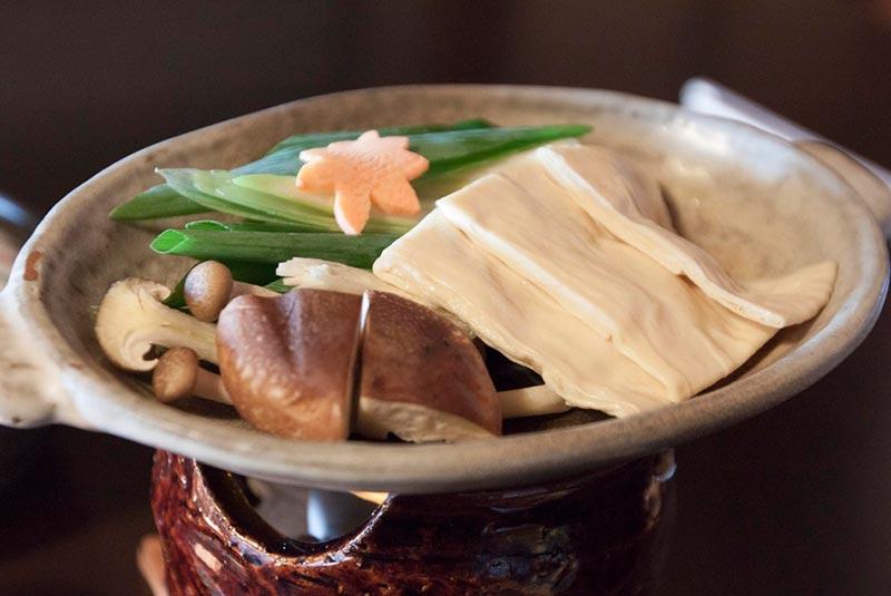 غذاهای کیوتو