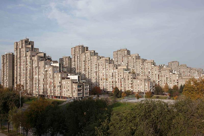 ساختمان های بلگراد