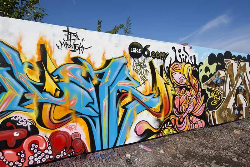 گرافیتی هلسینکی