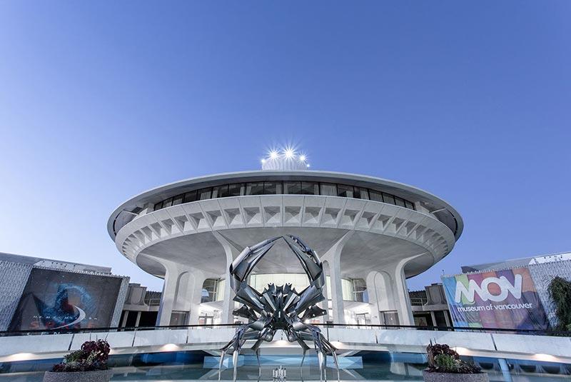 مرکز فضایی ونکوور