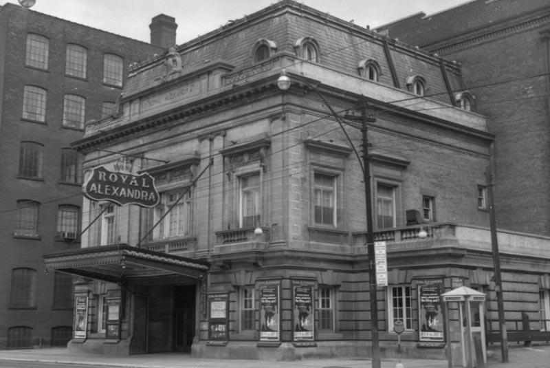 تئاتر الکساندرا تورنتو