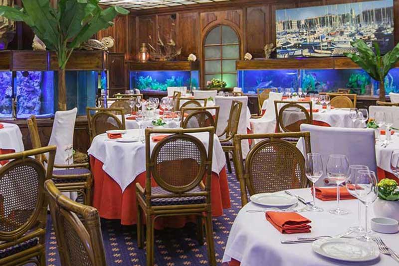 رستوران سیرنا مسکو