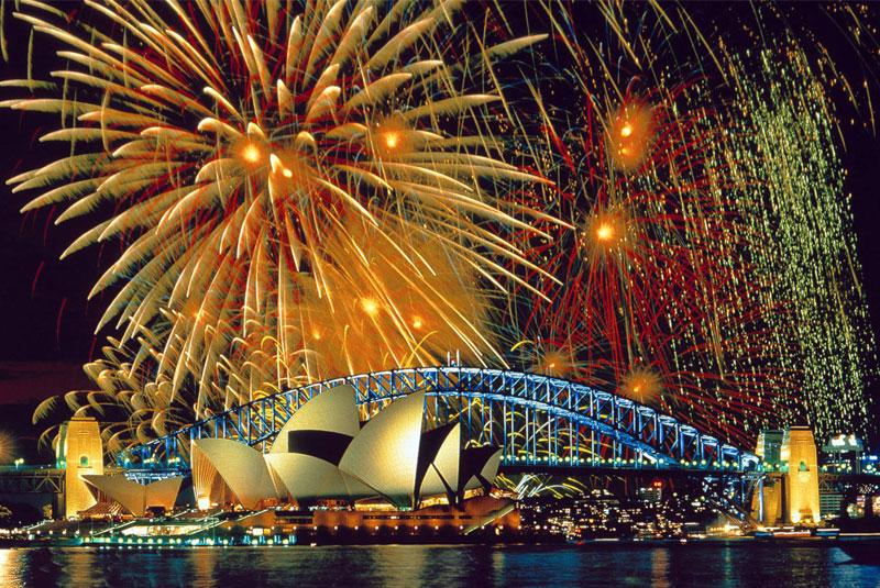 جشن شب سال نو