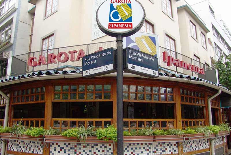 رستوران گاروتا ریودوژانیرو