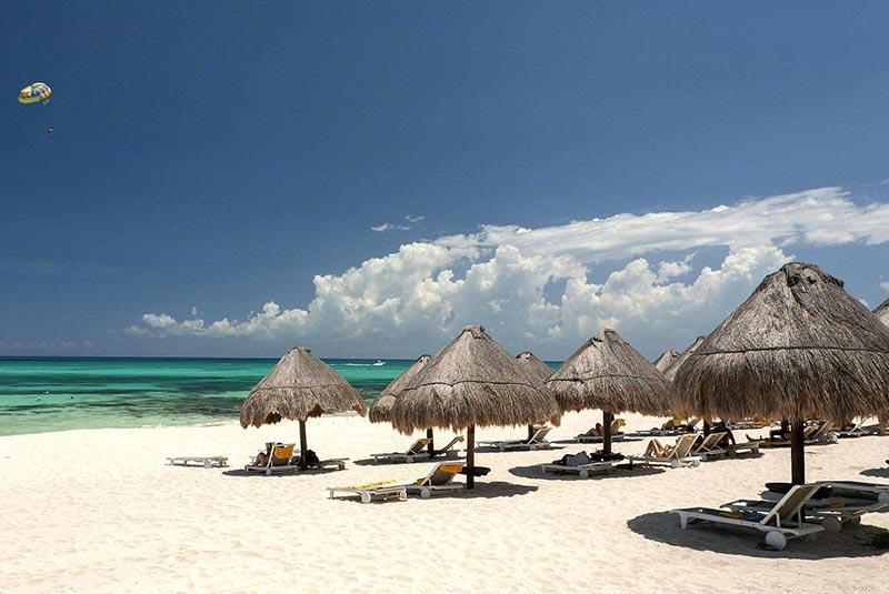 ساحل بهشت کوبا