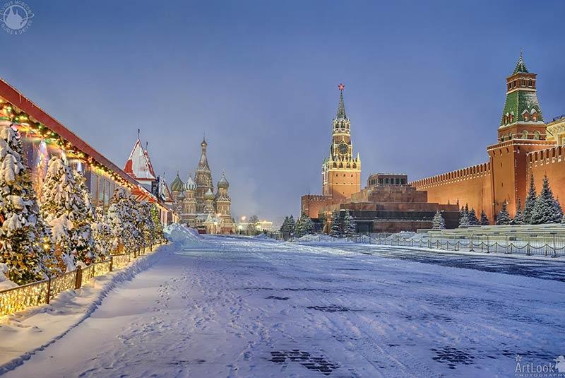 ژانویه روسیه