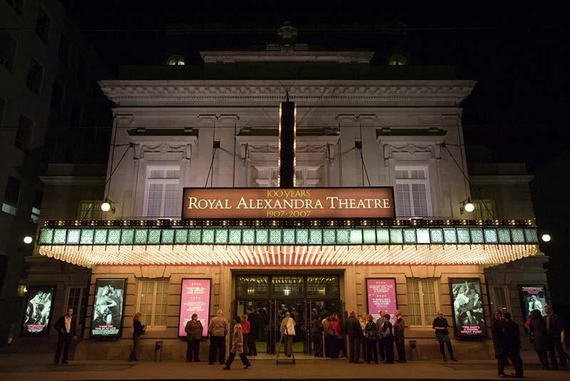 تئاتر رویال الکساندرا تورنتو