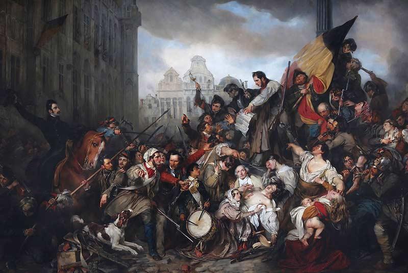 انقلاب بلژیک