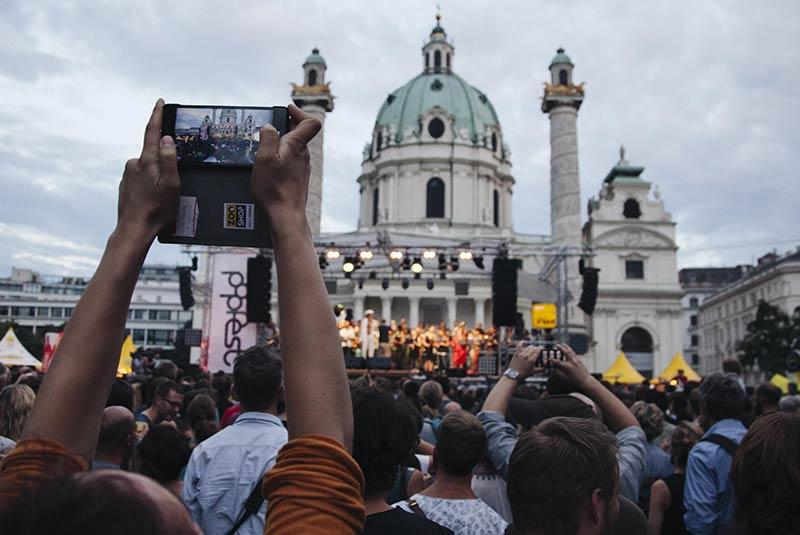 فستیوال های اتریش