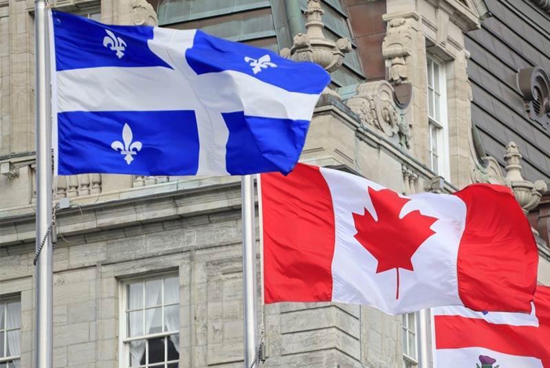 پرچم کبک