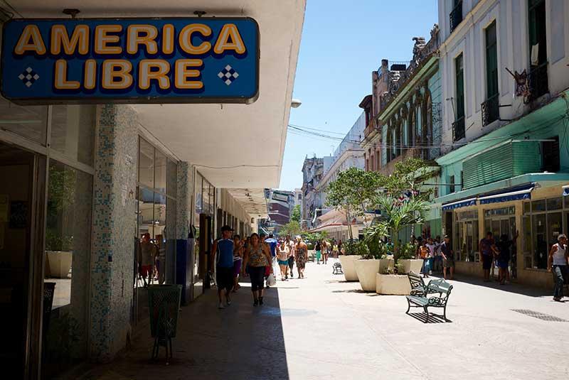 خرید سوغات در هاوانا