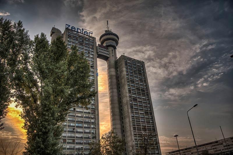 معماری بلگراد