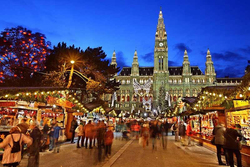 بازار کریسمس اتریش