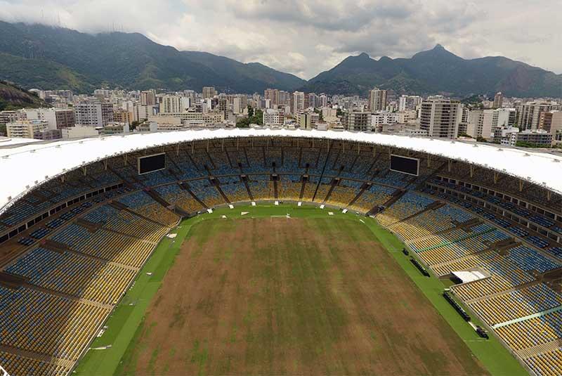 بزرگترین استادیوم برزیل