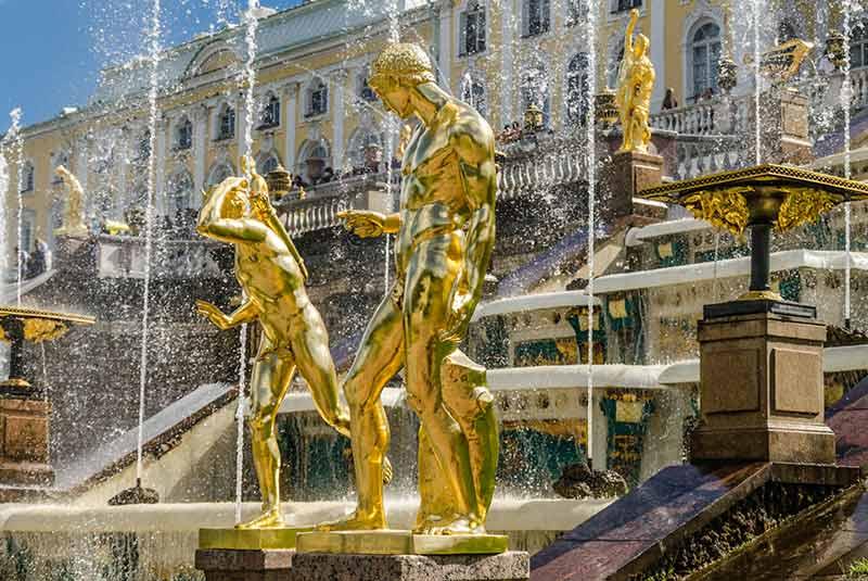 کاخ پترهوف